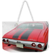 Dream_chevy183 Weekender Tote Bag