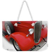 Dream_chevy188 Weekender Tote Bag