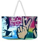 Dreamers Weekender Tote Bag