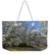 Dreamin' Of A White Spring No.5 Weekender Tote Bag