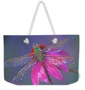 Dreaming Dragon Weekender Tote Bag by Bill Morgenstern