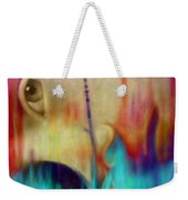 Dreaming Face Weekender Tote Bag