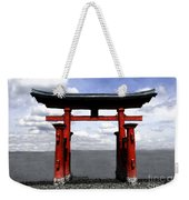 Dreaming In Japan Weekender Tote Bag