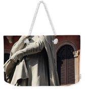 Dreaming Of Dante Verona Italy Weekender Tote Bag