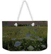 Dreaming Of Queen Annes Lace Weekender Tote Bag