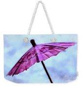Dreaming Of Rain Weekender Tote Bag