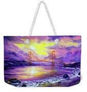 Dreaming Of San Francisco Weekender Tote Bag