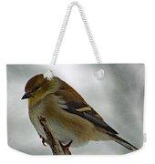 Dreaming Of Spring - American Goldfinch Weekender Tote Bag