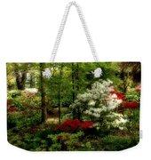 Dreaming Of Spring Weekender Tote Bag by Sandy Keeton
