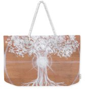 Dreaming Of Sundogs Weekender Tote Bag by Brandy Woods