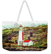 Dreaming Of The Georges Island Light In Halifax Weekender Tote Bag