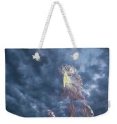 Dreaming Of The Sky Weekender Tote Bag