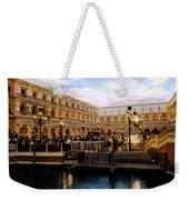 Dreaming Of Venice Weekender Tote Bag