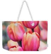 Dreaming Tulips Weekender Tote Bag