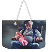 Dreaming With Grandpa Weekender Tote Bag
