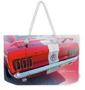 Dream_mustang34 Weekender Tote Bag