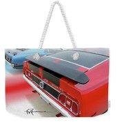 Dream_mustang36 Weekender Tote Bag