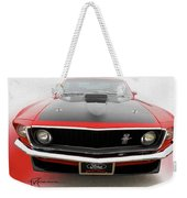 Dream_mustang42 Weekender Tote Bag