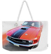 Dream_mustang48 Weekender Tote Bag