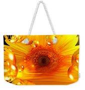 Dreams 2 - Gerbera Sunrise Weekender Tote Bag