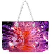 Dreams 3 Chrysanthemum Weekender Tote Bag