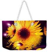 Dreams 4 - Sunflower Weekender Tote Bag