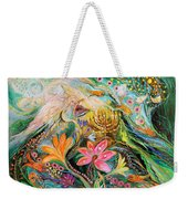 Dreams About Chagall. The Sky Violin Weekender Tote Bag