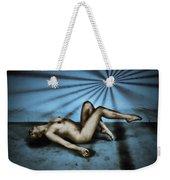 Dreams In Blue Weekender Tote Bag