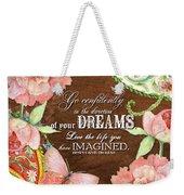Dreams - Thoreau Weekender Tote Bag