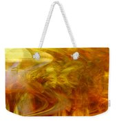 Dreamstate Weekender Tote Bag by Linda Sannuti