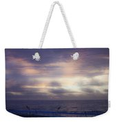 Dreamy Blue Atlantic Sunrise Weekender Tote Bag