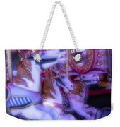 Dreamy Carrousel  Horses Weekender Tote Bag