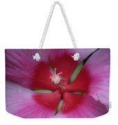Dreamy Hibiscus Weekender Tote Bag