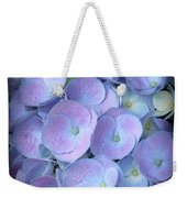 Dreamy Hydrangea In Purple And Blue  Weekender Tote Bag