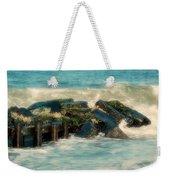 Dreamy Jetty - Jersey Shore Weekender Tote Bag