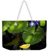 Dreamy Lotus Weekender Tote Bag