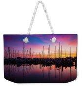 Dreamy Marina Weekender Tote Bag