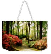 Dreamy Path Weekender Tote Bag