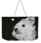 Dreamy Puppy Weekender Tote Bag