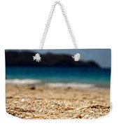 Dreamy Shell Beach Weekender Tote Bag