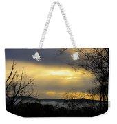 Dreamy Sunrise Weekender Tote Bag