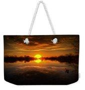 Dreamy Sunset II Weekender Tote Bag
