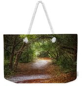 Dreamy Walk Weekender Tote Bag