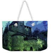 Dreary Fortress Weekender Tote Bag