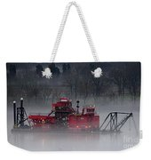 Dredge In Fog 2 Weekender Tote Bag