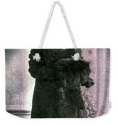 Dressed In Fur Weekender Tote Bag