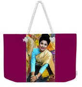 Dressed To Dance Weekender Tote Bag