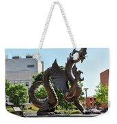 Drexel University Dragon - Philadelphia Pa Weekender Tote Bag