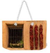 Dried Chilis And Window Weekender Tote Bag