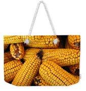 Dried Corn Cobs Weekender Tote Bag